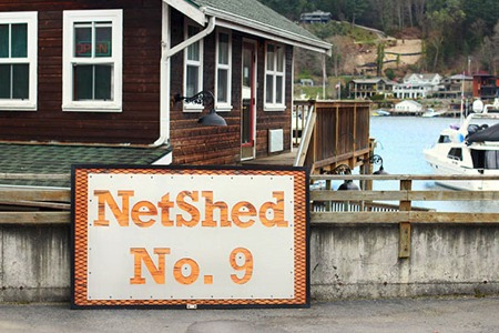 Net Shed No.9
